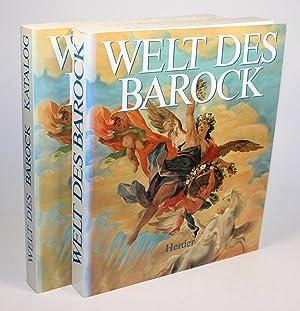 Bd. 1: Welt des Barock. Bd. 2: Feuchtmüller, Rupert /