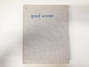 Goed Wonen, 1962, Catalogues 1-11: Goed Wonen