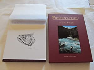 Presentation. {Deluxe Edition with an Original Drawing: Gary A. Borger.