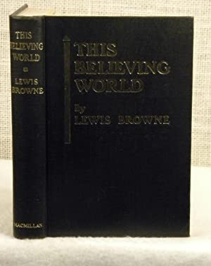Seller image for This Believing World for sale by Arkenstone Emporium