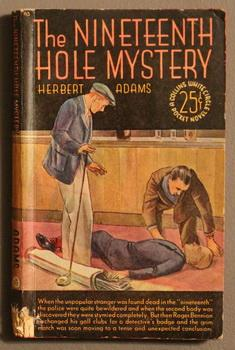 The Nineteenth Hole Mystery // The 19th Hole Mystery . (Collins White Circle Pocket Edition # 93 ...