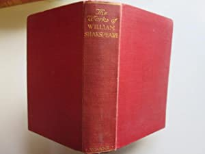 The works of william shakspeare with a: Shakespeare, W