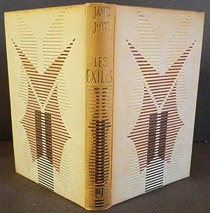 Les Exilés. Traduit de l'anglais par J.S.: Cartonnage NRF -
