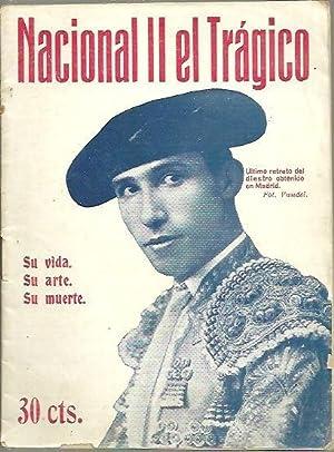 JUAN ANLLO ORRIOS. NACIONAL II. SU VIDA.: TIJERETAS GOMEZ, Francisco.