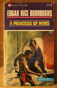 A Princess of Mars [Original Title =: Burroughs, Edgar Rice.