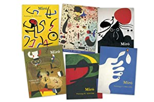 Miró Paintings: Catalogué raisonné - 6 volumes: Jacques Dupin y Ariane Lelong-Mainaud