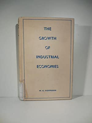 The Growth of Industrial Economies: W. G. Hoffman