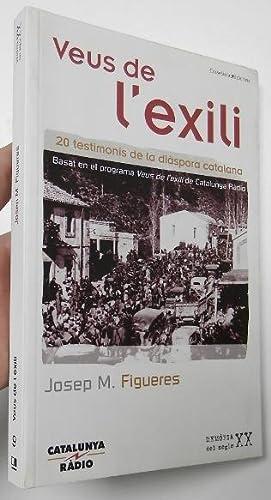Veus de l'exili: Figueres, Josep M.