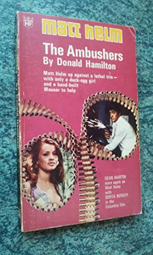 THE AMBUSHERS - MATT HELM