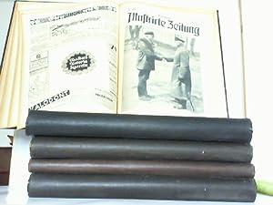 Berliner Illustrirte Zeitung - Hier 23.-27. Jahrgang also Januar 1914 bis Dezember 1918 in 5 ...