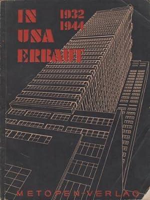 IN USA ERBAUT 1932-1944: Mock, Elizabeth
