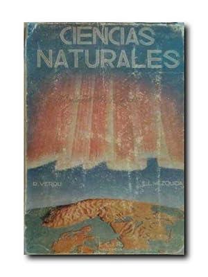 CIENCIAS NATURALES. GEOLOGIA Y BIOLOGIA. Septimo Curso.: Verdu Paya, Rafael.