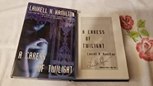 A Caress Of Twilight: Signed