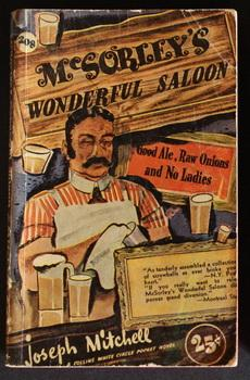McSORLEY'S WONDERFUL SALOON. (Canadian Collins White Circle # 208 ).