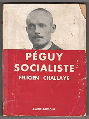 Peguy Socialiste [FRENCH LANGUAGE]