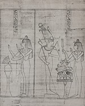 The Greenfield Papyrus in the British Museum: Budge, E. A.