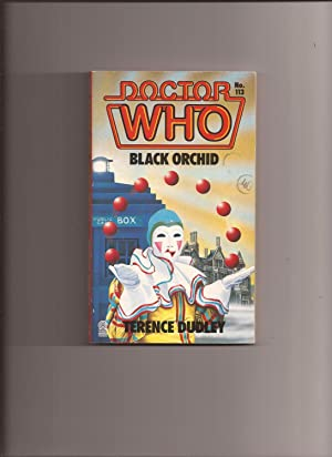 Doctor Who: Black Orchid (Number 113 in the Doctor Who Library)