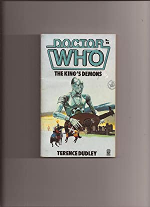 Doctor Who: The King's Demons (Number 108 in the Doctor Who Library)