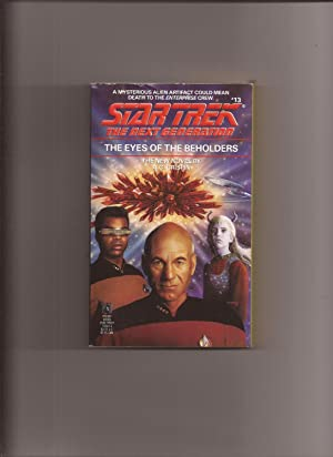 Star Trek The Next Generation # 13: The Eyes Of The Beholders