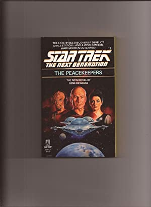 Star Trek The Next Generation # 2: The Peacekeepers
