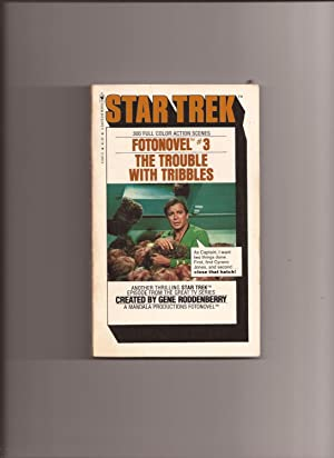 Star Trek Fotonovel # 3: The Trouble With Tribbles (TV Tie-in)