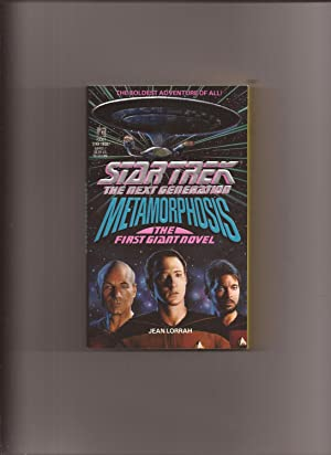 Star Trek The Next Generation: Metamorphosis, The First Giant Novel