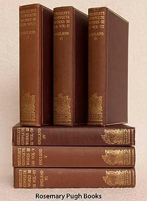 Complete works of Lord Macaulay in 12: MACAULAY