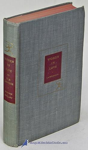 Women in Love (Modern Library #68.3): LAWRENCE, D.H.