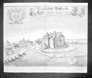 Schloss Wolfsegg Wolfseck Rottal Kupfer Wening