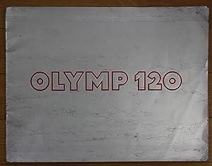 um 1950 Einrichtungen Olymp 120 Katalog Prospekt Frisör Einrichtung Stuttgart