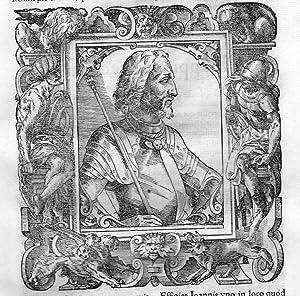 Giovanni Maria Visconti Portrait Tobias Stimmer