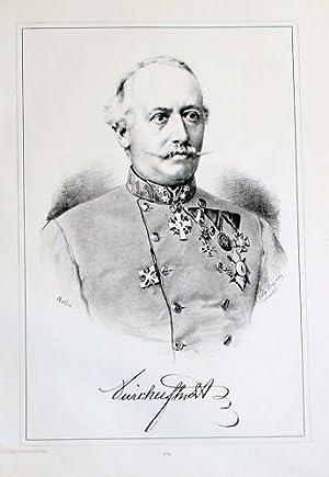 Vincenz Pürcker von Pürckhain Portrait