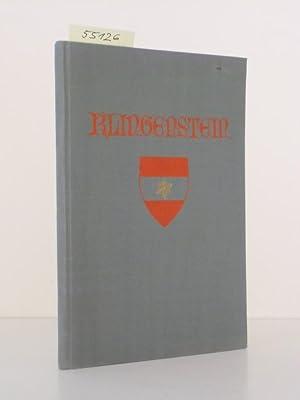 Klingenstein. Der Werdegang einer Schwäbischen Alb-Gemeinde.: Gies, Hans: