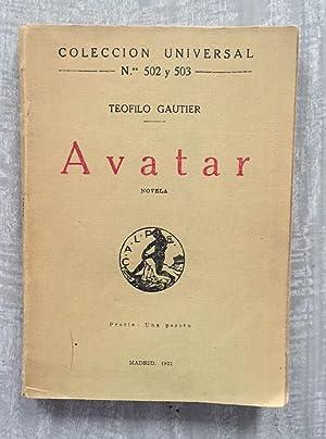 AVATAR: GAUTIER, Teófilo