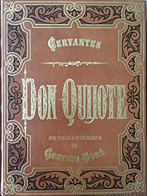 El ingenioso hidalgo Don Quijote de la Mancha. 4 tomos.: Cervantes Saavedra, Miguel