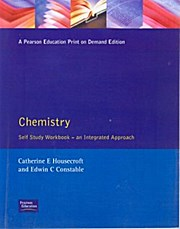 Chemistry Self Study Workbook - an Integrated: Edwin C Constable