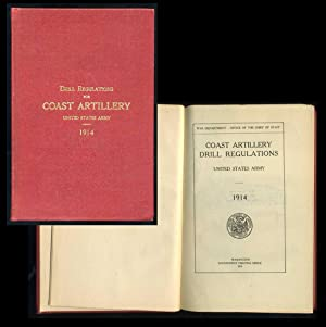 Coast Artillery Drill Regulations, United States Army
