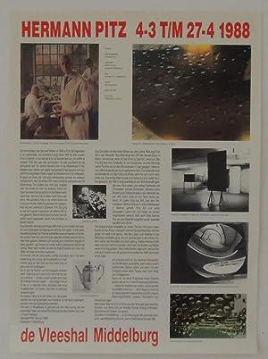 Bild des Verkäufers für 4-3 T/M 27-4 1988. Plakat. Poster. zum Verkauf von M + R Fricke