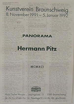 Bild des Verkäufers für Panorama. MCMXCI. Plakat. Poster. zum Verkauf von M + R Fricke