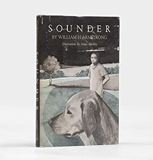 Sounder. Illustrations by James Barkely.: ARMSTRONG, William H.