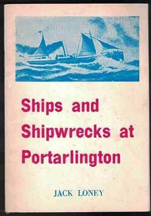 SHIPS AND SHIPWRECKS AT PORTARLINGTON: Loney, Jack