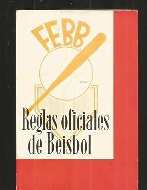 REGLAS OFICIALES DE BEISBOL: VARIOS