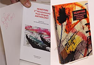 Heartfire: Second Revolutionary Poets Brigade anthology: Hirschman, Jack; Agneta