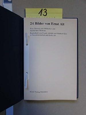 Vierundzwanzig Bilder - Eine Diaserie mit biblischen und mythischen Motiven incl. Dias und ...