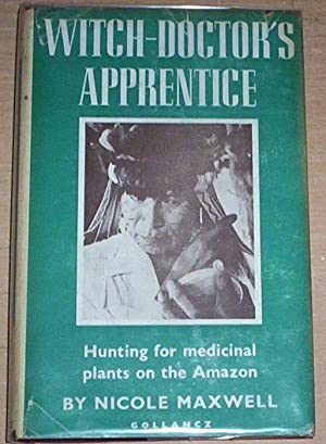 Witch-Doctor's Apprentice.: Maxwell, Nicole