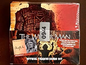 The WICKER MAN : Official Trading Cards: HARDY, ROBIN (inspiration)