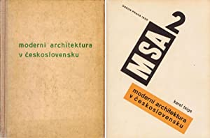 M.S.A.2. Moderni architektura v ceskoslovensku.: Teige, Karel.