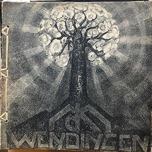 Wendingen. 1924, no 2. De Klerk, reisschetsen.: WENDINGEN,