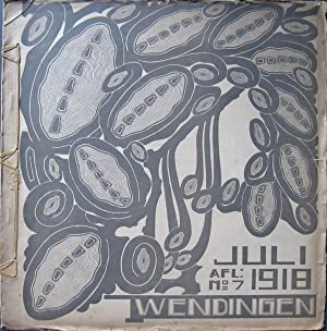 Wendingen. Maandblad voor bouwen en sieren. 1918, no7.: WENDINGEN,