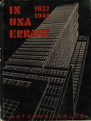 IN USA ERBAUT 1932-1944.: Mock, Elizabeth.